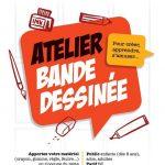 Atelier BD (c) Sié / Le Banc Sonore