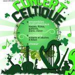 Concert celtique (c) Conservatoire de Musique et de Danse du Tarn