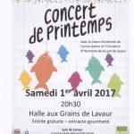 Concert de printemps (c) Lyre de Lavaur