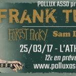 Concert: Fran Turner + Forest Pooky + Sam ... (c) Pollux Association