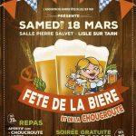 Fête de la bière (c) Comité des grandes fêtes de Lisle-sur-Tarn