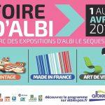 Foire d'Albi (c) Albi Expos, ALBI (81000)