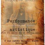 Hommage à Auguste Rodin (c) Association Art Monumental