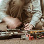MMM Guitares préparées, électroacoustisque (c) GMEA - Centre national de création musicale d