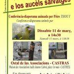 Nourrir les Oiseaux et los Aucèls salvatges (c) Centre Occitan del País Castrés