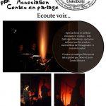 Soirée contes en musique au Chinabulle ! (c) Association Au Comptoir du Chinabulle