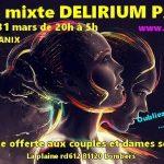 Soirée libertine delirium party (c) sclub