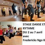 Stage : Danses et Rythme (c) Domaine de Flore Evenements