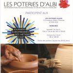 Visite exceptionnell des ateliers pour les Jo (c) Les Poteries d'Albi