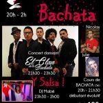 Bachata y Salsa - Concert et cours de Bachata (c) STILETTO