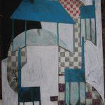 Exposition de Christian Moreno (c) Association Act'al - Le Frigo