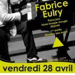 Fabrice Eulry en concert (c) Commission culture de Carmaux et le SMAD Cap