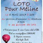 Grand loto pour Méline (c) Un doux avenir pour Méline