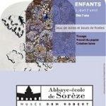 Jeux de laines et bouts de ficelles (c) Abbaye-école de Sorèze / Musée Dom Robert