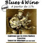 Les rendez-vous d'RV - Blues&Wine (c) Association RectoVerso