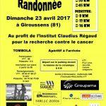 Randonnée La Giroussinaise (c) Association Alternatives et Comité des fêtes
