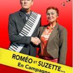 Roméo et Suzette en campagne (c) Association Culturelle d'Arthès