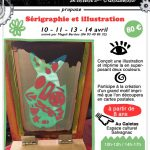 Serigraphie et illustration (c) Lumen & Co
