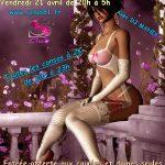 Soirée mixte SEXY GIRL (club libertin) (c) sclub
