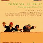 Stage Conte : L'incarnation du conteur (c) association Dahu téméraire