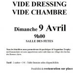 Vide dressing & chambre - Argentina Trophy (c) Archeotolosa2015