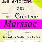 Marché des créateurs - Marssac (c) Comité des fêtes