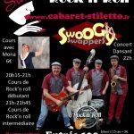 Rock'nRoll avec les Swoogy Swappers (c) STILETTO