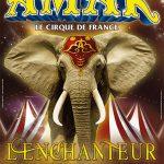 L'enchanteur, le nouveau spectacle du Cirque Amar