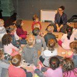 Les petits apprennent la langue des signes / © Ville d'Aussillon