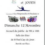 Bourse aux Vêtements et Jouets (c) Les Pimprenelles Saint-Paulaises
