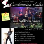 Concert la Combinacion Salsa & cours Kizomba (c) STILETTO