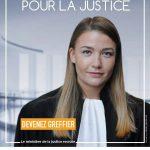 Fier d'agir pour la justice ! - Concours de greffier