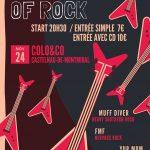Crossroad of rock (c) melanin songs / le local à bohème / colo & co