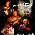 Cuatro para los Andes (c)