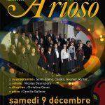 Ensemble Vocal Arioso (c) Conservatoire de Musique et de Danse du Tarn