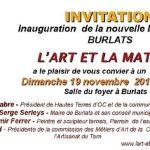 Inauguration (c) Artisans Créateurs Tarnais