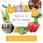 Lancement défi Alimentation Locale à l'Escale (c) L'ESCALE