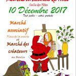 Marché artisanal de Noël (c) Mairie