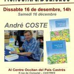Présentation et dédicace des deux ouvrages « (c) Centre Occitan del País Castrés