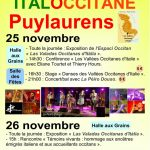 Rencontre ItalOccitane à Puylaurens (c) Centre Occitan del País Castrés