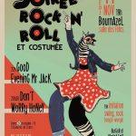 Soirée Rock'n'roll et costumée (c) Association Recto Verso