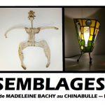 Vernissage + concert (c) Café associatif Au Comptoir du Chinabulle