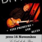 Vins Primeurs and Blues Dr Pickup (c) mairie-servies@wanadoo.fr