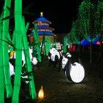 Fééries de Chine, festival des Lanternes, Parc Foucaud, Gaillac / © François Darnez