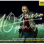 Amnesty, 10 jours pour signer ! (c) Olivier Ripoll