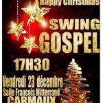 Apéro gospel de Noël (c) CCAS de Carmaux
