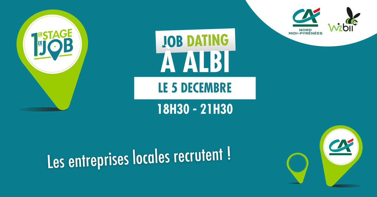 job dating nord 2014