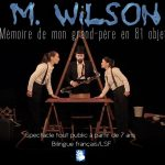 M. Wilson (c) Médiathèque