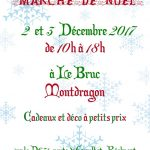 Marché de Noël (c) Graniczni