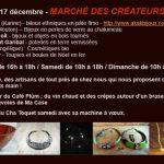 Marché des Créateurs (c) CAFE PLUM